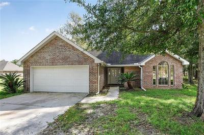 Slidell Single Family Home For Sale: 57314 Hardin Road