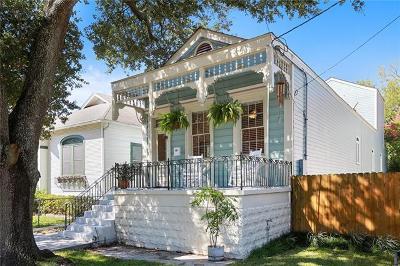 Single Family Home For Sale: 121 N Scott Street