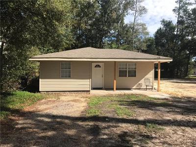 Slidell Single Family Home For Sale: 2204 Robin Street