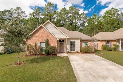 Covington Single Family Home For Sale: 70039 2nd Street
