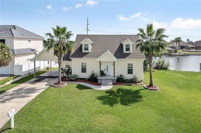 Slidell Single Family Home For Sale: 225 Moonraker Drive