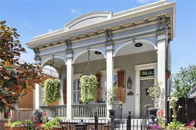 New Orleans Single Family Home Pending Continue to Show: 2617 Chippewa Street