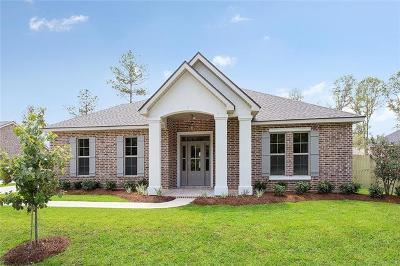 Single Family Home For Sale: 9550 Laurel Oak Lane