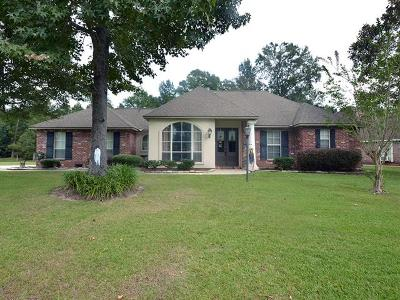 Mandeville Single Family Home For Sale: 2325 Crossing Court