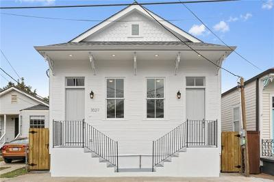 Single Family Home For Sale: 3027 St Ann Street