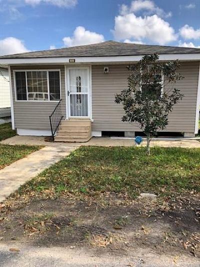 Marrero Single Family Home For Sale: 1113 Robinson Avenue