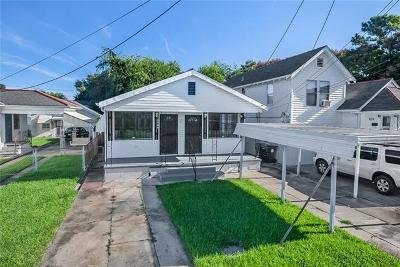 New Orleans Single Family Home For Sale: 6015 Chartres Street