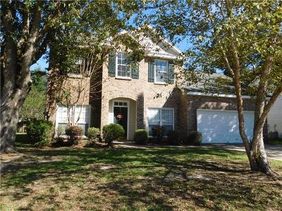 Slidell Single Family Home For Sale: 1014 Tricia Drive