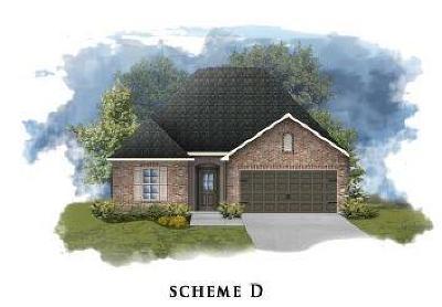Covington Single Family Home For Sale: 445 Tiger Avenue