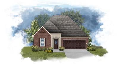 Covington Single Family Home For Sale: 644 Terrace Lake Drive