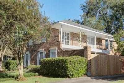 Single Family Home For Sale: 3957 Peachtree Court