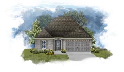Covington Single Family Home For Sale: 572 Eagle Loop