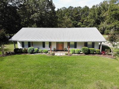 Madisonville LA Single Family Home For Sale: $315,000
