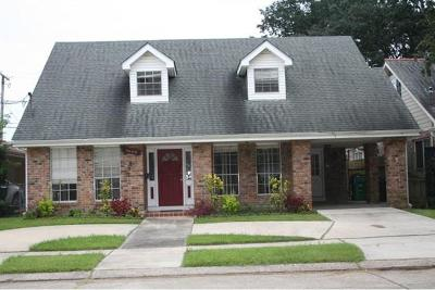Metairie Single Family Home For Sale: 3009 Metairie Court