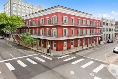 New Orleans Condo For Sale: 711 S Peters Street #PH 2