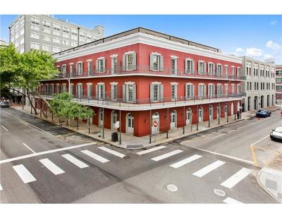 New Orleans Condo For Sale: 711 S Peters Street #PH 5