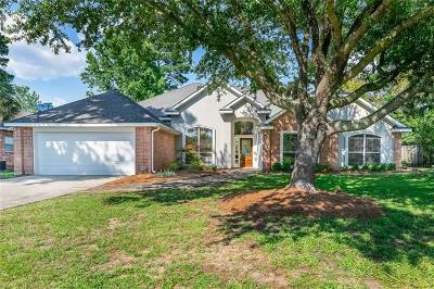 Single Family Home Pending Continue to Show: 7218 Brookwood Drive