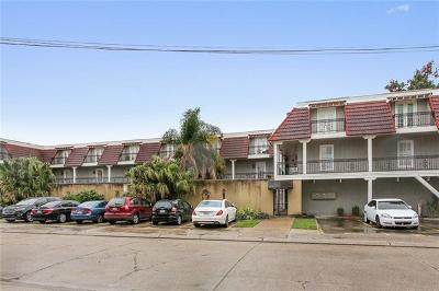 Metairie Condo Pending Continue to Show: 3008 5th Street #1