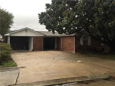 Jefferson Parish Multi Family Home For Sale: 705 Deerfield Road