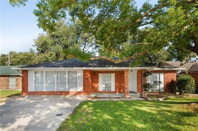 Harvey Single Family Home For Sale: 4048 Post Drive