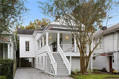 New Orleans Single Family Home Pending Continue to Show: 6034 Laurel Street