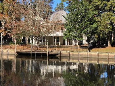 Covington Single Family Home For Sale: 18140 Monga Drive