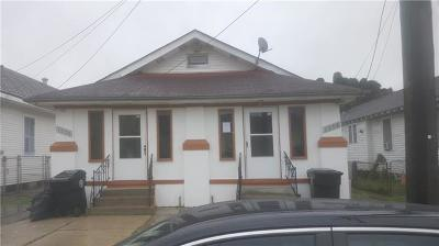 New Orleans Multi Family Home For Sale: 1774 N Gayoso Street