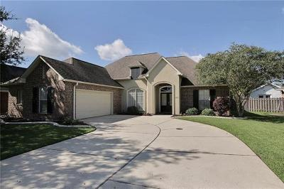 Montz Single Family Home For Sale: 204 Betty Drive