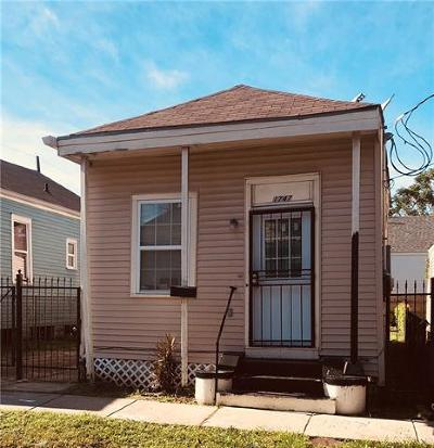 Single Family Home For Sale: 1747 N Rocheblave Street