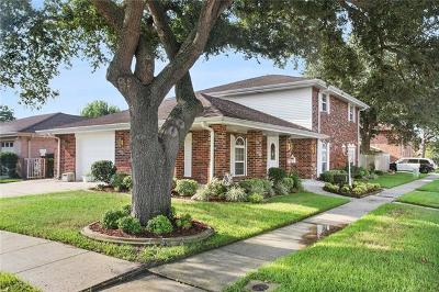Kenner Single Family Home For Sale: 83 Nassau Avenue