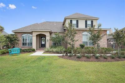 Slidell Single Family Home For Sale: 1508 Regatta Cove