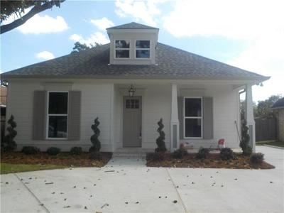 River Ridge, Harahan Single Family Home For Sale: 901 Florida Street