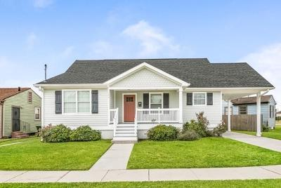 New Orleans Single Family Home For Sale: 105 Winthrop Place