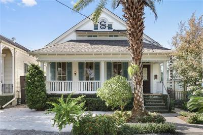 Single Family Home For Sale: 1022 Arabella Street