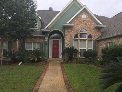 Slidell Single Family Home For Sale: 336 W Honors Point Court