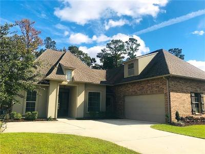 Madisonville Single Family Home Pending Continue to Show: 528 English Oak Drive
