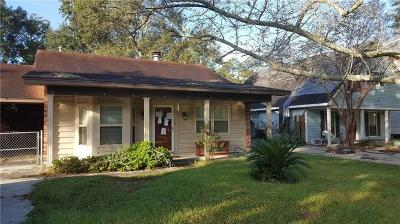 Slidell Single Family Home For Sale: 34048 Tupelo Lane