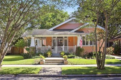 Single Family Home For Sale: 2425 Audubon Street