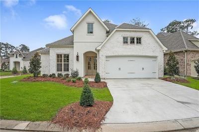 Covington Single Family Home For Sale: 133 Natchez Court
