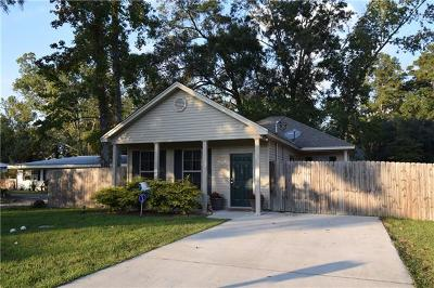 Mandeville LA Single Family Home Pending Continue to Show: $180,000