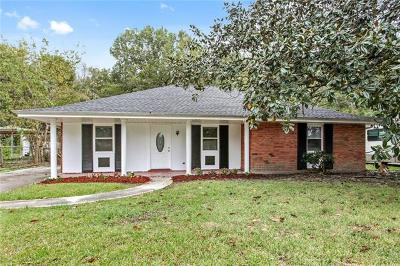 Luling Single Family Home For Sale: 159 Lakewood Drive