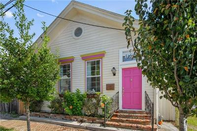 New Orleans Single Family Home For Sale: 923 Amelia Street
