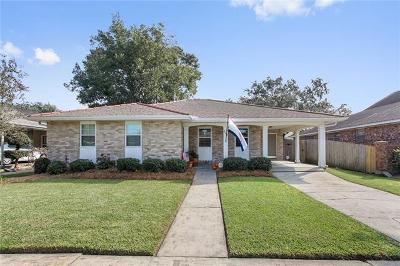 Metairie, Metarie, Metiairie, Metirie, Metrairie Single Family Home For Sale: 3105 N Labarre Road