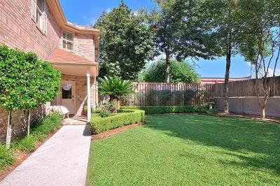 Metairie Townhouse For Sale: 115 Hyacinth Street