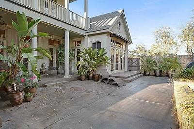 Jefferson Single Family Home Pending Continue to Show: 117 Bourgeois Court