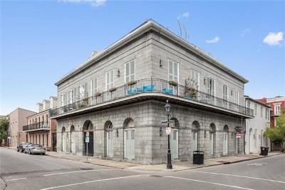 French Quarter Multi Family Home For Sale: 1303 Burgundy Street #10