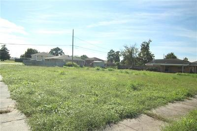 Arabi Residential Lots & Land For Sale: 416 Genet Drive