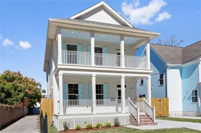 New Orleans Single Family Home For Sale: 3157 Trafalgar Street