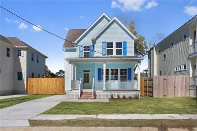 New Orleans Single Family Home For Sale: 3153 Trafalgar Street