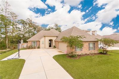 Madisonville Single Family Home For Sale: 179 Raiford Oaks Boulevard